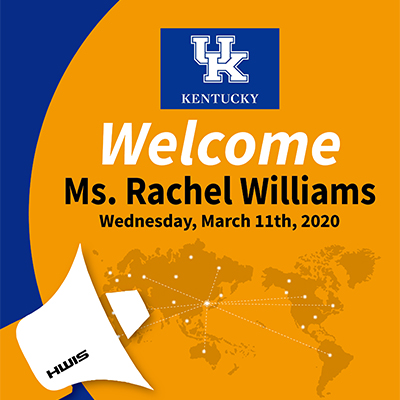 The University of Kentucky school visit
